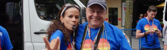 2016 Vancouver Pride Parade