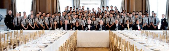 2017 VPD Cadet Mess Dinner