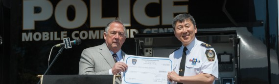 Vancouver Police Foundation Announces 2013 Grants