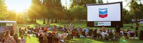 VPF Selected as Chevron Summer Cinema Series 2013 Beneficiary