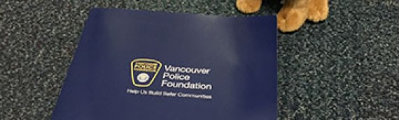 Happy New Year from the Vancouver Police Foundation!