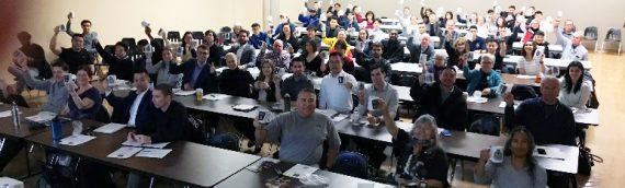 Community Policing Centre Volunteer Mental Readiness Program…a success!