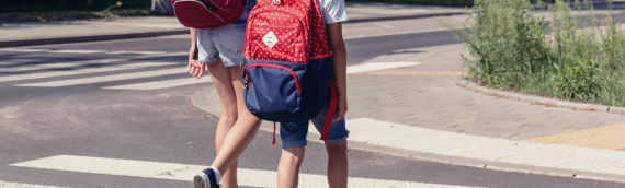 Keeping Our Children Safe: Pedestrian Education & Road Safety