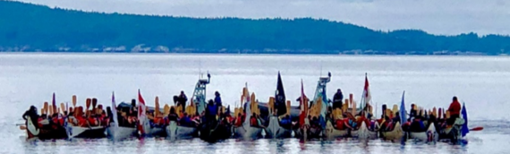 Musqueam Pulling Together Canoe Club: Building & Repairing Relationships